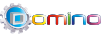 Agence de Communication Domino Logo